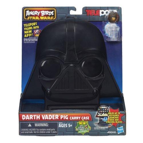 Boîte de rangement Darth Vader pour ranger les Telepods Star Wars Angry Birds
