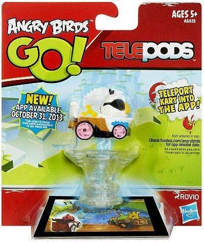 Matilda (oiseau blanc) Hasbro -Angry Birds GO! Telepods