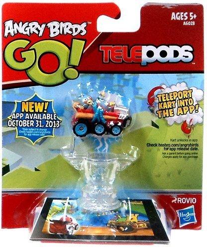 Les Triplets bleus Hasbro -Angry Birds GO! Telepods