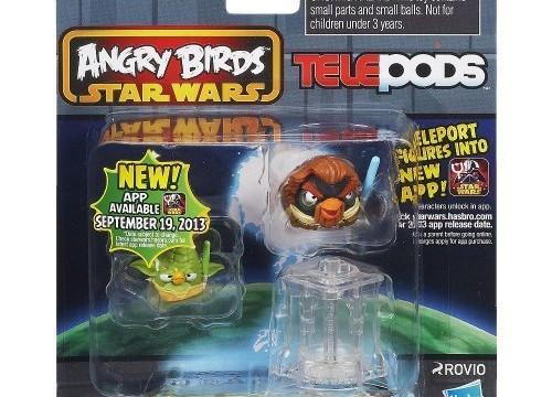 Yoda et Obi-Wan Kenobi -Angry Birds Star Wars – Telepods