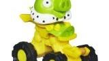 Roi des cochons avec bolide percuteur – Playskool Angry Birds Go!