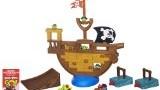Hasbro – Jeu De Société – Angry Birds Go Pirate Pig Attack