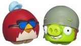 Angry Birds Playskool Heroes Angry Birds Go! Oideau rouge et cochon avec son casque