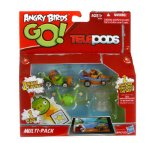 2 figurines et ses bolides (Toyland) Angry Birds Go Telepods Multi-Pack –