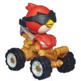 Playskool Angry Birds Go! Oiseau rouge avec bolide percuteur (mode d'emploi en anglais*)