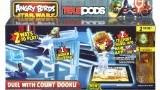 Duel Anakin Skywalker et Count Dooku -Angry Birds Star Wars – Telepods –