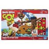 À l'attaque du bateau de pirate – Pirate Pig Attack – Angry Birds Go! Jenga