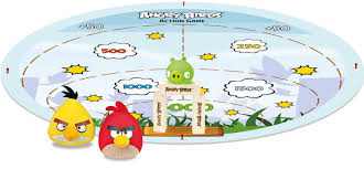 Jeu de Plein Air – Angry Birds – Tactic – 40527