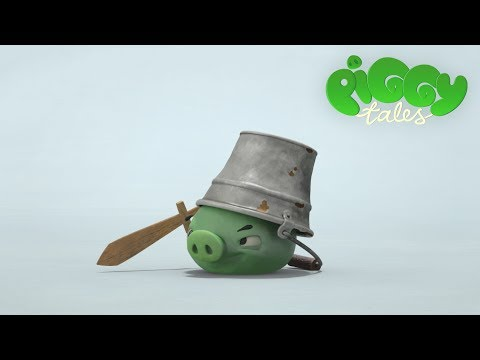 "Piggy Tales: ""Epic Sir Bucket"""