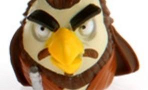 QUI- GON JINN  -OISEAU – STAR WARS – ANGRY BIRDS – TELEPODS d'Hasbro