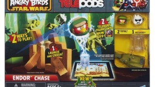 Endor Chase – Angry Birds Star Wars Telepods  (manuel anglais)