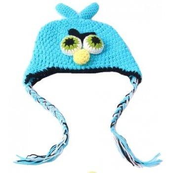 Bonnet (1 à 3 ans) Oiseau bleu  Angry Birds