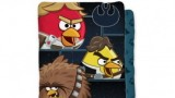 Housse couette Star Wars -100% coton-Angry Birds