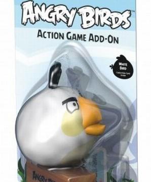Mathilda (oiseau blanc) –  Angry Birds Extension –  Jeu de Plein Air