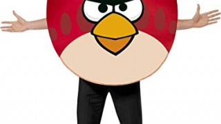 Red,oiseau rouge – adulte – (taille medium) – angry birds – -Déguisement