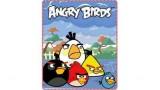 Couverture Polaire  – Plaid  – 120 x 140 cm-Angry Birds