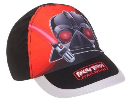 Casquette Lard Vader  (Dark Vador) Angry Birds Star Wars