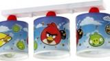 Lampe de Plafond – Rampe 3 – Dalber -Angry Birds