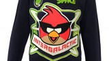 T-Shirt (10 ans) à manches longues / Intergalactic – Garçons – Angry Birds Space