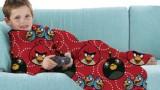 Couverture  polaire  – Plaid –  90x110cm -Angry Birds