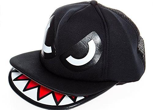 Casquette de Baseball adulte –  Noir-Angry Birds