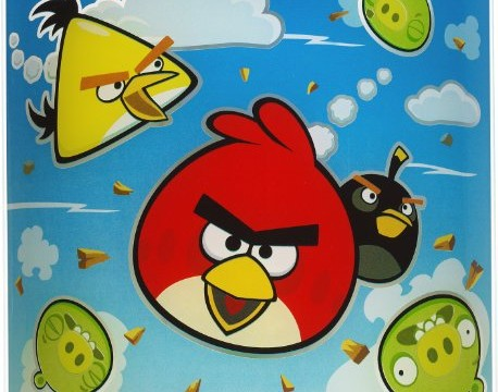 Applique Murale – Dalber -Angry Birds
