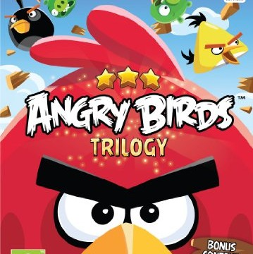 ( Nintendo Wii U) Angry Birds : trilogy