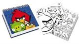 Album coloriage Angry Birds