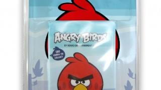 2 Sachets de  cartes à échanger «Chifoumi» – (Trading Cards) -Angry Birds