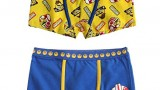 lot de 2 Boxers (6 à 12 ans) slips  Angry Birds Star Wars
