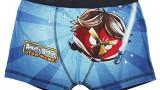 Boxer slip (4-10 ans)– Luke Skywalker  –Angry Birds Star Wars