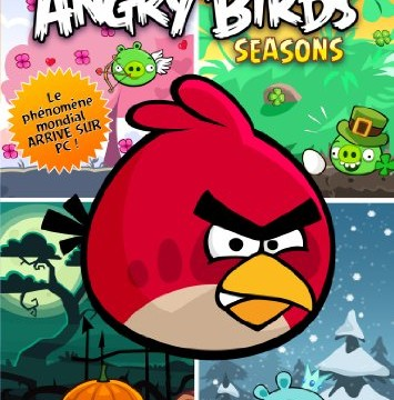 (Windows 7 / XP / Vista) Angry Birds : Seasons (les saisons)