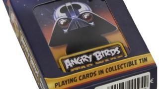Angry Birds Star Wars – Cartes à Jouer dans une Boite en Métal – Assortiment Aléatoire