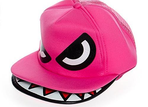 Casquette de Baseball adulte –  Rose -Angry Birds