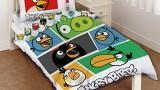 Housse de couette – Oiseaux unique en colère – Angry Birds