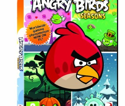 ( Windows 7 / Vista / XP) Angry Birds : Seasons – Les saisons [import Grande Bretagne]
