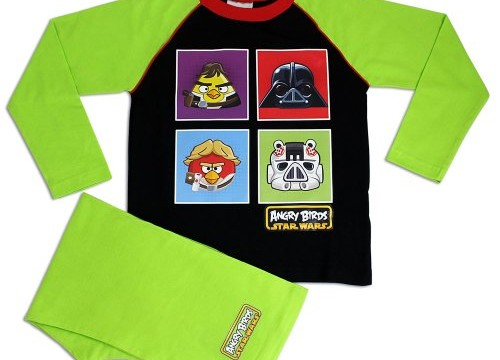 Pyjama (5 à 10 ans) -Angry Birds- Star Wars -Garcon
