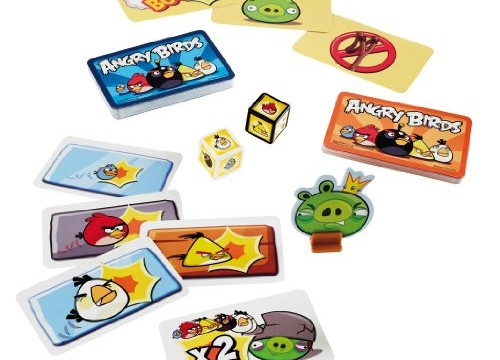 Jeu de Cartes Angry Birds – W3969