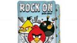 Parure de lit housse de couette réversible -100% coton » Rock  on»-Angry Birds