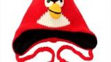 Bonnet Tricoté  Red, l'oiseau rouge Angry Birds (Népal)