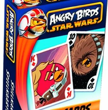Jeu de Cartes (54)  – Angry Birds Star Wars – Cartamundi – 100047928