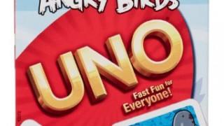 Uno – jeu de cartes – Jeu de Société – Angry Birds – Y2372