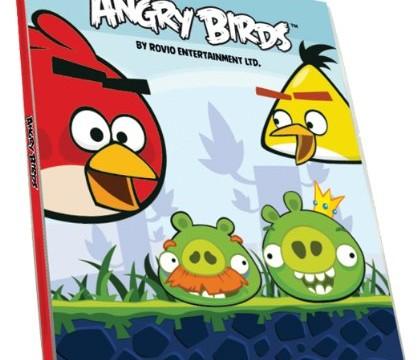 L'album cartes à échanger (Trading Cards) -Angry Birds