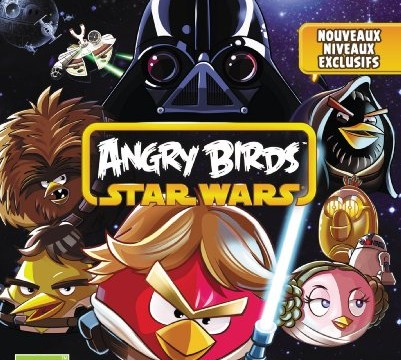 (PS4) Angry Birds : Star Wars