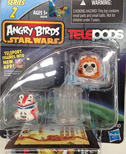 Wicket w warrick l 39 oiseau ewok et shock trooper cochon - Cochon angry bird ...