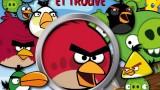 Cherche et trouve Angry Birds