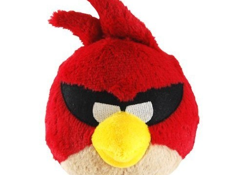 Red (l'oiseau rouge) d'Angry Birds Space -15cm- peluche