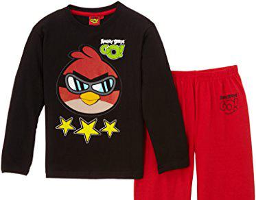 Pyjama (2 à 8 ans)-Angry Birds Go! – Garçon