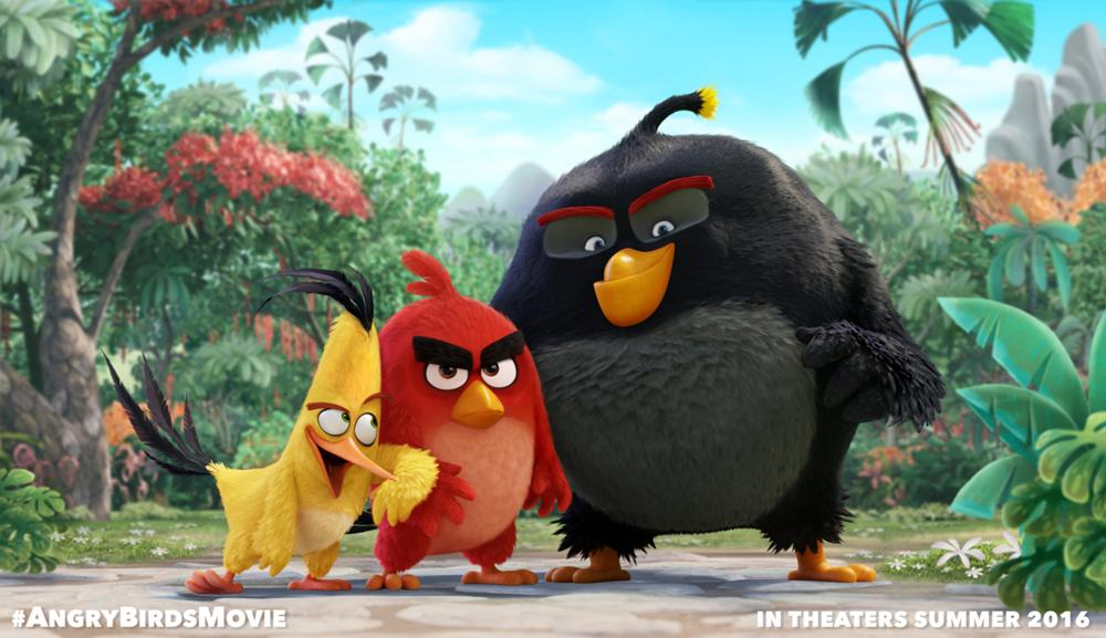 Les angry birds au cin ma en 2016 - Dessin de angry birds ...
