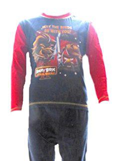 Pyjamas ( 4-10 ans) Angry Birds Star Wars de Garçon
